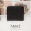 กระเป๋าสตางค์ผู้หญิง แบบบาง รุ่น AMAZ SlimII สีดำ thumbnail 2