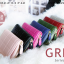 กระเป๋าสตางค์ผู้หญิง GRID สีเทาอ่อน thumbnail 4
