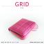กระเป๋าสตางค์ผู้หญิง GRID สีดำ thumbnail 15