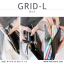กระเป๋าสตางค์ผู้หญิง รุ่น GRID-L สีเทาอ่อน ใบยาว สองซิป thumbnail 23