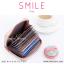 กระเป๋าใส่บัตร เอนกประสงค์ รุ่น SMILE ฟ้า thumbnail 19