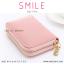 กระเป๋าใส่บัตร เอนกประสงค์ รุ่น SMILE ฟ้า thumbnail 14