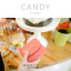 กระเป๋าสตางค์ผู้หญิง ใบสั้น รุ่น CANDY สีเทา thumbnail 18