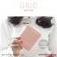 กระเป๋าสตางค์ผู้หญิง GRID สีเทาอ่อน thumbnail 18