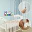 B10139(WD2) เตียงนอนไม้สีขาวครบเซ็ท thumbnail 2