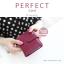 กระเป๋าใส่บัตร รุ่น PERFECT Card สีชมพู thumbnail 5