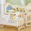 B10131 เตียงนอนไม้สำหรับเด็ก ครบชุดแถมเปลไกวเล็ก thumbnail 7