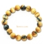 Gold Blue Tiger's Eye bracelet thumbnail 1