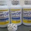 (ขายดีมากค่ะ) กลูต้าไธโอน Ivory Caps กลูต้าเม็ดแค็บซูลเข้มข้น 1,500 mg. เห็นผลทันใจขาวใสใน 1 อาทิตย์
