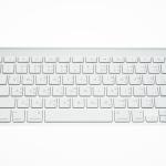 Apple Wireless Keyboard - Thai (Laser By MacParts) 90% มีตำหนิเล็กน้อย