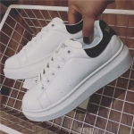 [Pre-Order]รองเท้าผ้าใบแฟชั่นผู้หญิง สไตล์เกาหลี size 37-40