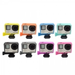 The frame กล้อง GoPro