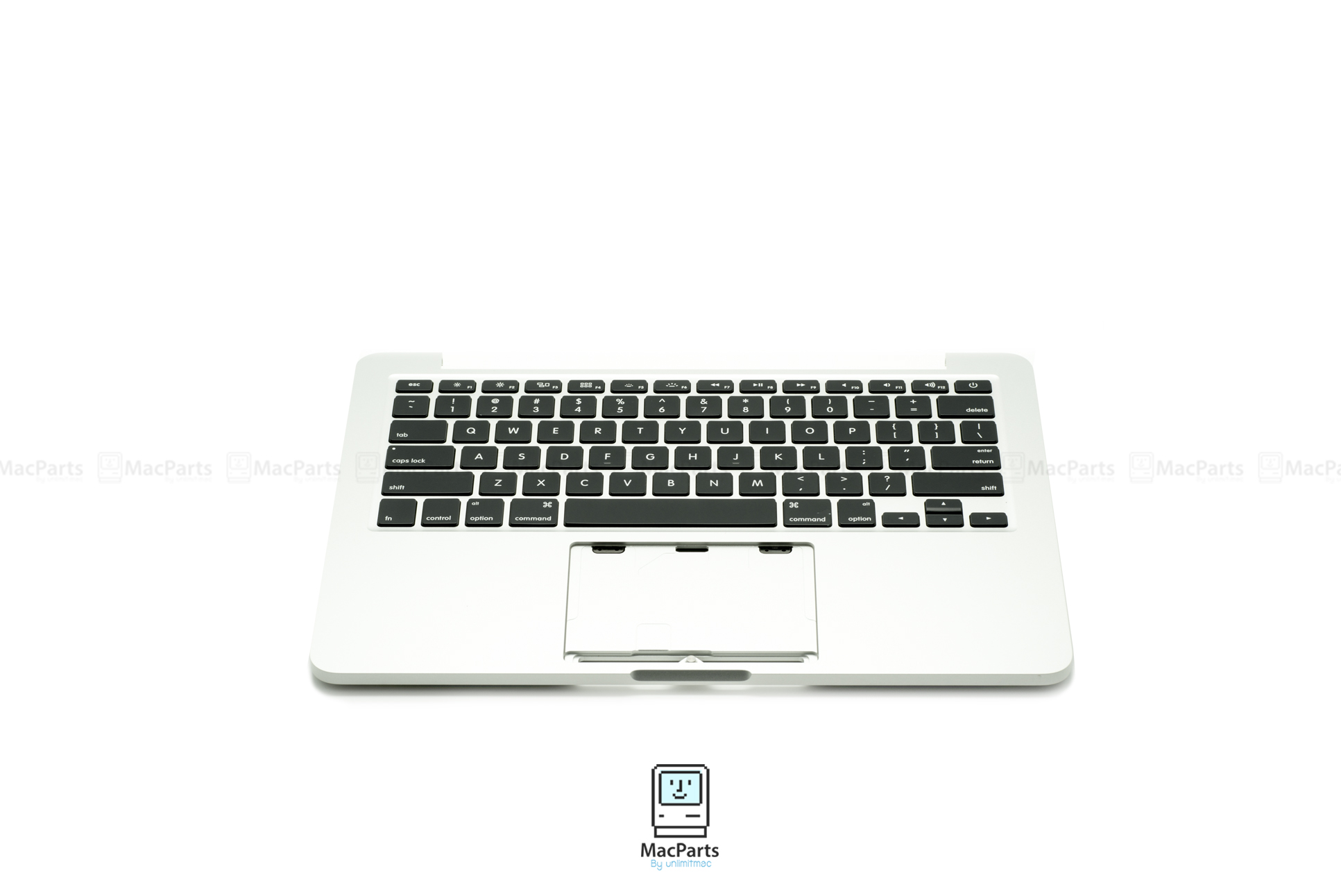 661-8154 Housing, Top Case, with Keyboard, Backlit, US (MacBook Pro 13-inch Late 2013/Mid 2014)
