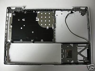 818-0468 Bottom Case MacBook White