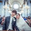 บี้ กุ๊บกิ๊บ แต่งงาน จัดพิธีเข้าโบสถ์คริสต์ โรแมนติกอ่อนละมุน