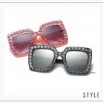 แว่นตา แฟชั่น GC style (BLACK)