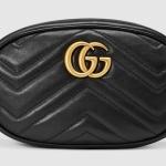 กระเป๋าคาดเอว GG (Black)