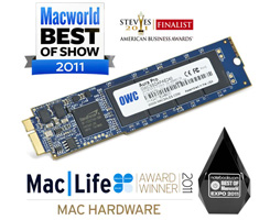 OWC 120GB Aura 6G Solid State Drive for MacBook Air 2010+2011 Edition
