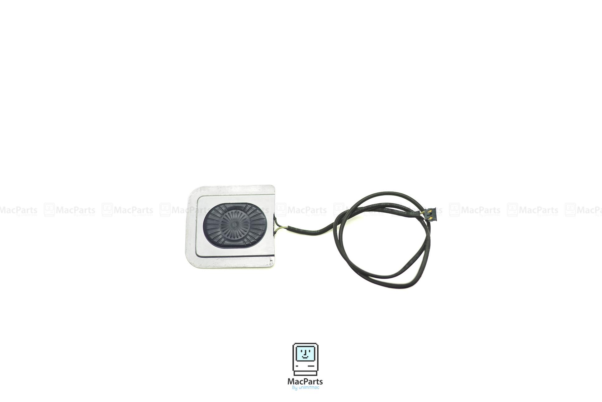 MacBook White Unibody Model A1342 Left Speaker Used , ลำโพงซ้ายแม็คบุ๊คไวท์ยูนิบอดี้