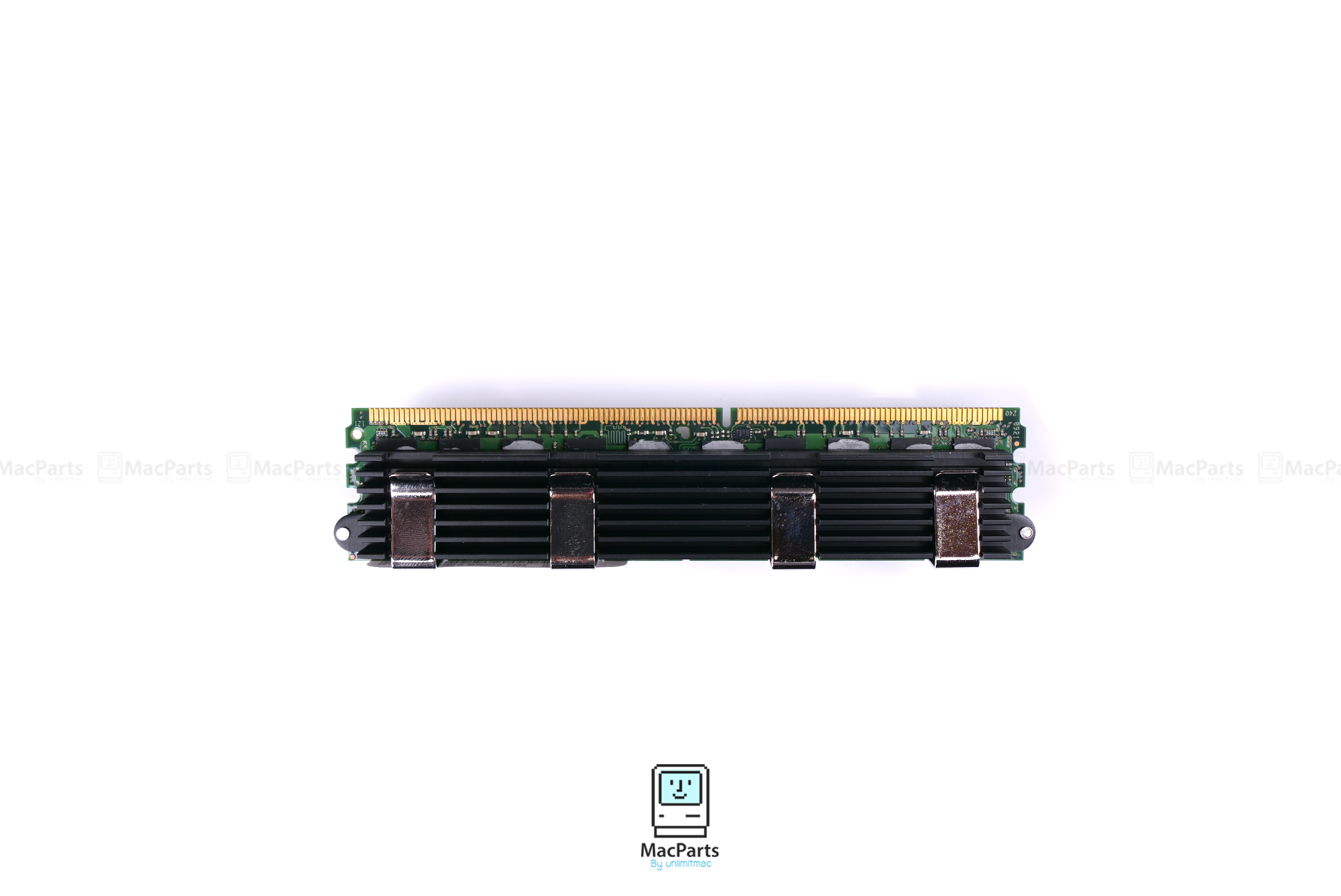 RAM ECC DDR2 4GB BUS 800 PC-6400F FOR MACPRO 2008 WARRANTI 1Y (MICRON)