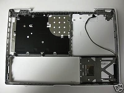 818-0468 Bottom Case MacBook White
