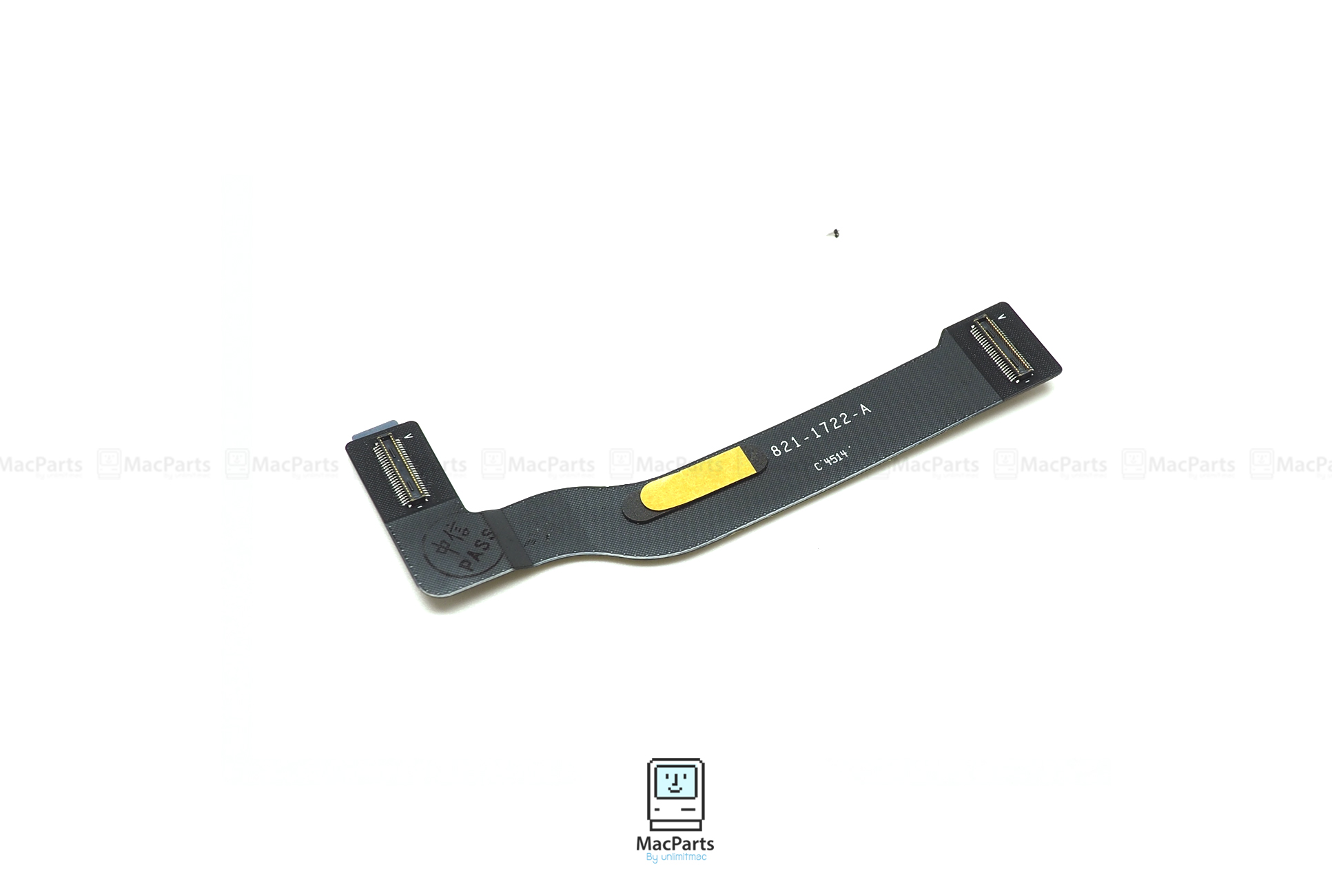 "923-0440 Flex Cable I/O Board MacBook Air 13""( Mid 2013 - 2016 ) (821-1722-A) A1466"