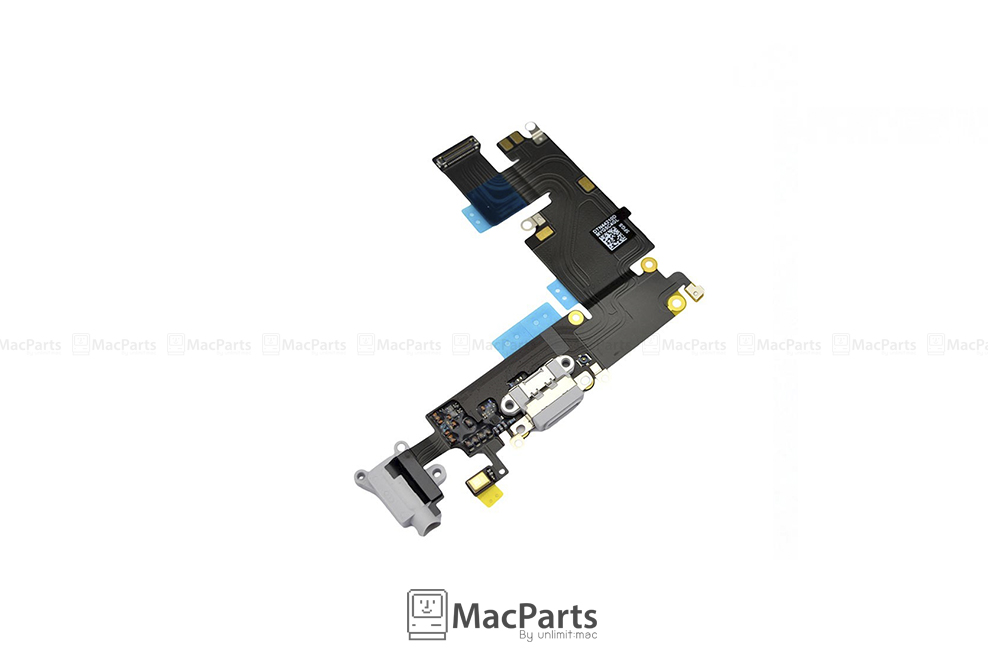 821-2220-A iPhone 6 Plus Lightning Connector and Headphone Jack Gray