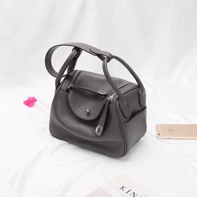 กระเป๋าหนัง lindy light gray 26' (อะไหล่เงิน)