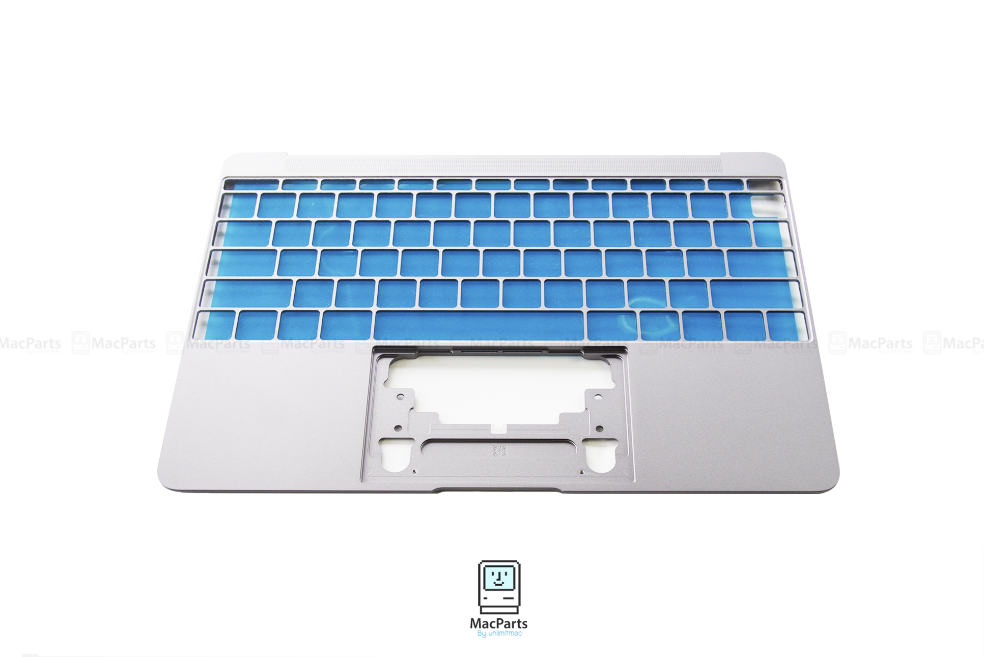 "Topcase MacBook 12"" A1534 2015 , 2016 (Silver)"