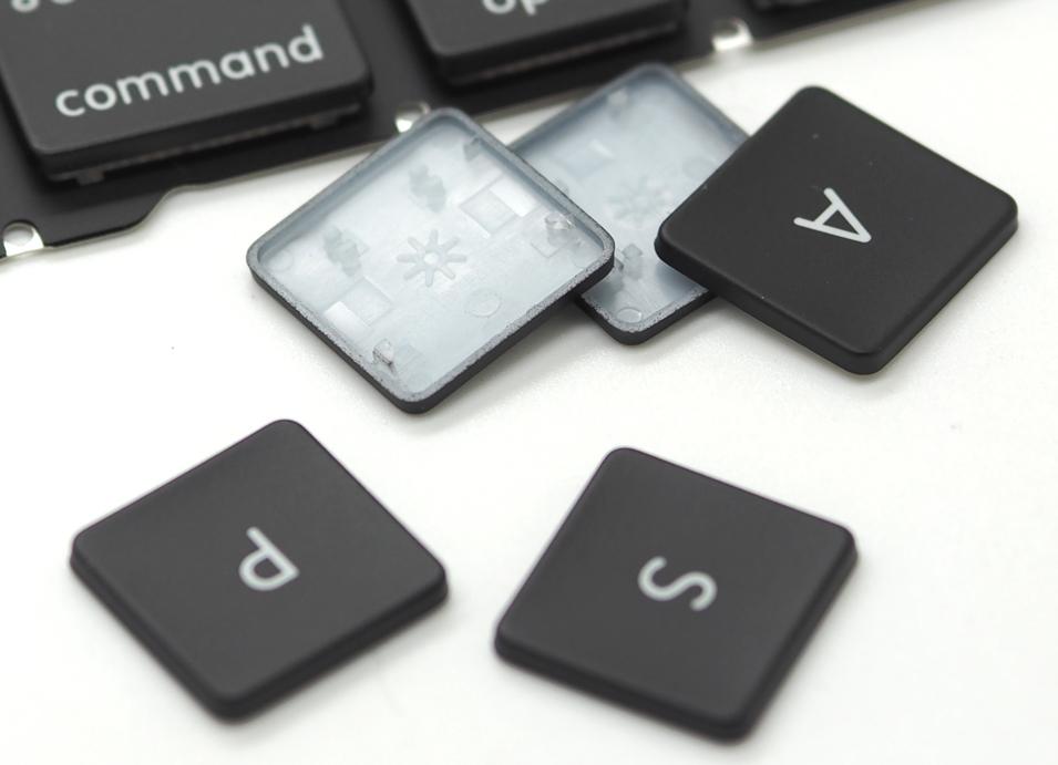Key Caps Version D MacBookPro 13,15,17