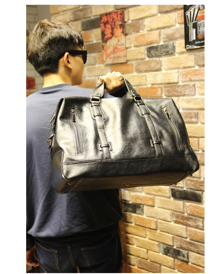กระเป๋าคุณผู้ชาย Black Smart