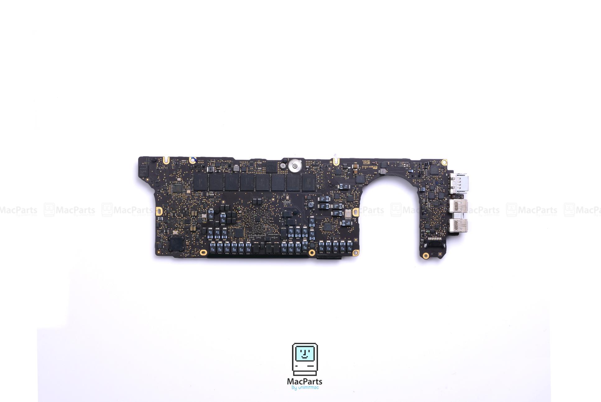 661-7006 MLB 2.5GHz 8GB MacBook Pro (Retina, 13-inch, Late 2012)