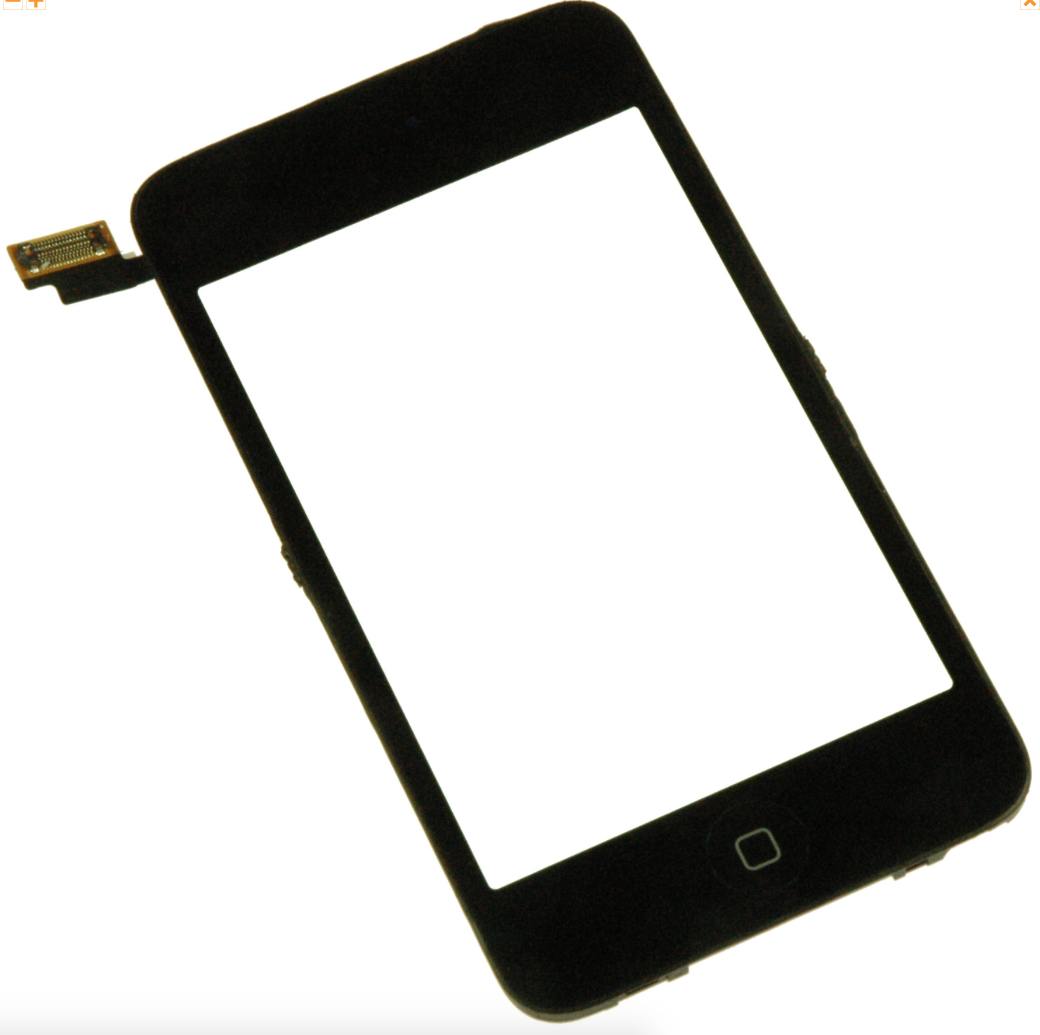 821-0558-A touch panel ipod touch 1st generation
