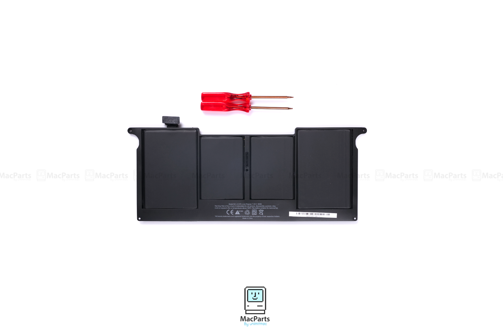 FE661-5736 Rechargeable Battery For -11-inch MacBook Air Late 2010