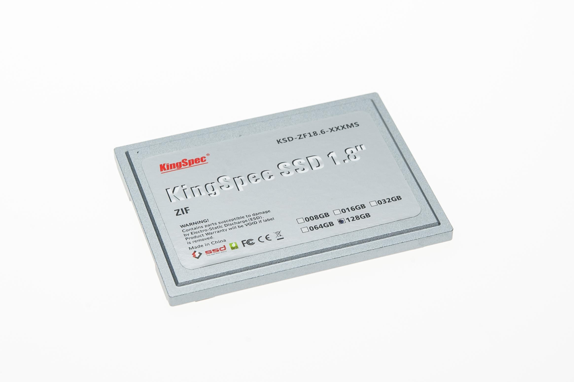 SSD KINGSPEC 32 GB IDE PATA