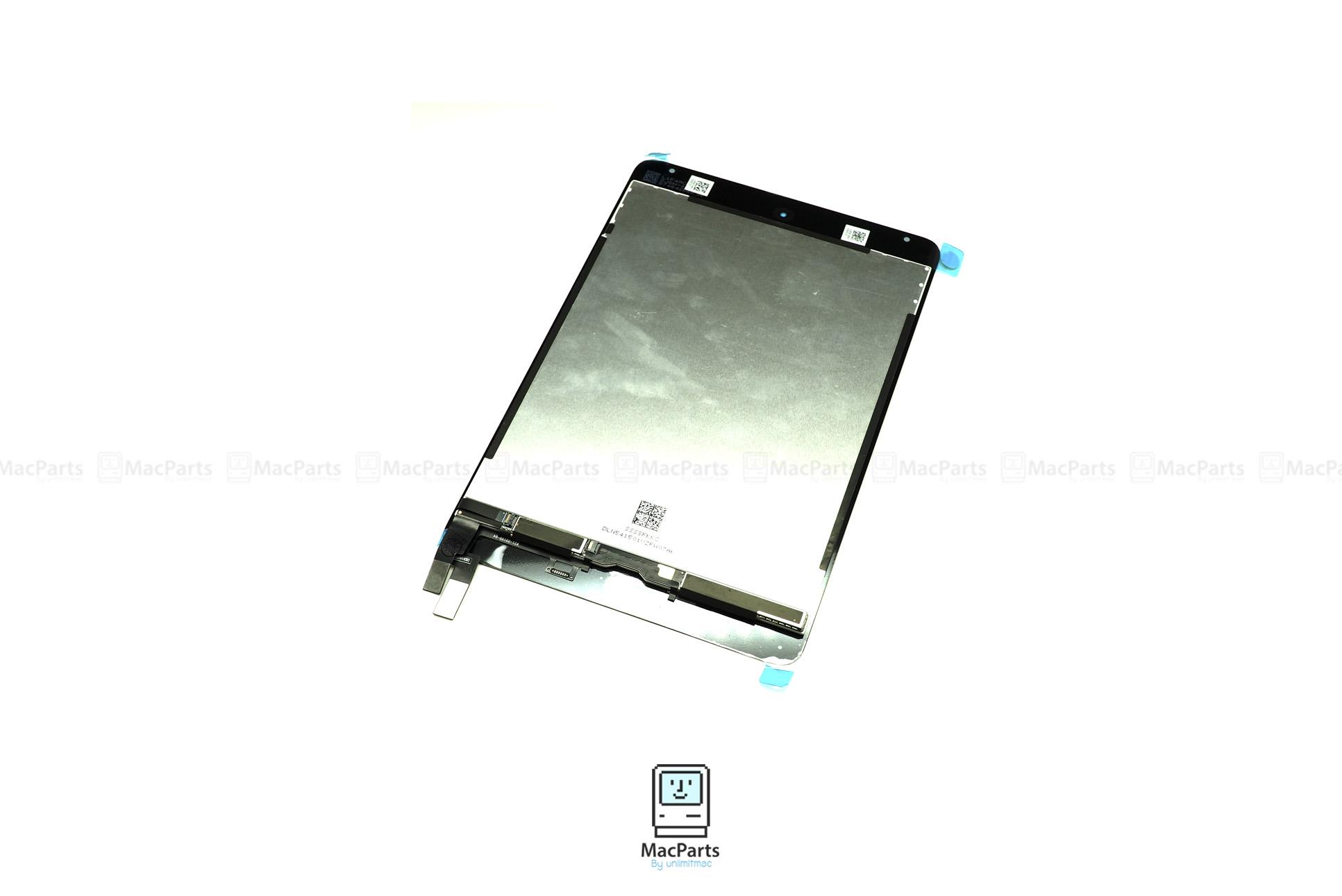 LCD Screen Display with Digitizer Touch Panel iPad mini 4 Black +IC Chip , Touch ID ชุดทัชสกรีน+จอ iPad mini 4 พร้อมชุดปุ่ม โฮม,ทัชไอดี และ IC Chip สำเนา