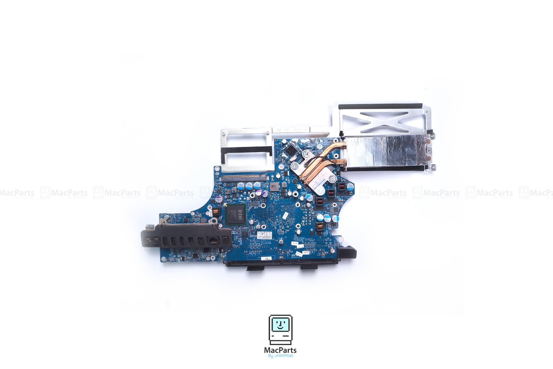 """661-4675 Logic Board 20"""" iMac 2.66GHz C2D Early 2008"""