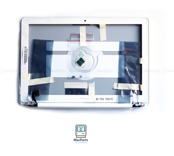 "076-1409 Display Housing With Bezel For Macbook 13""Unibody Late 2009 Mid 2010"