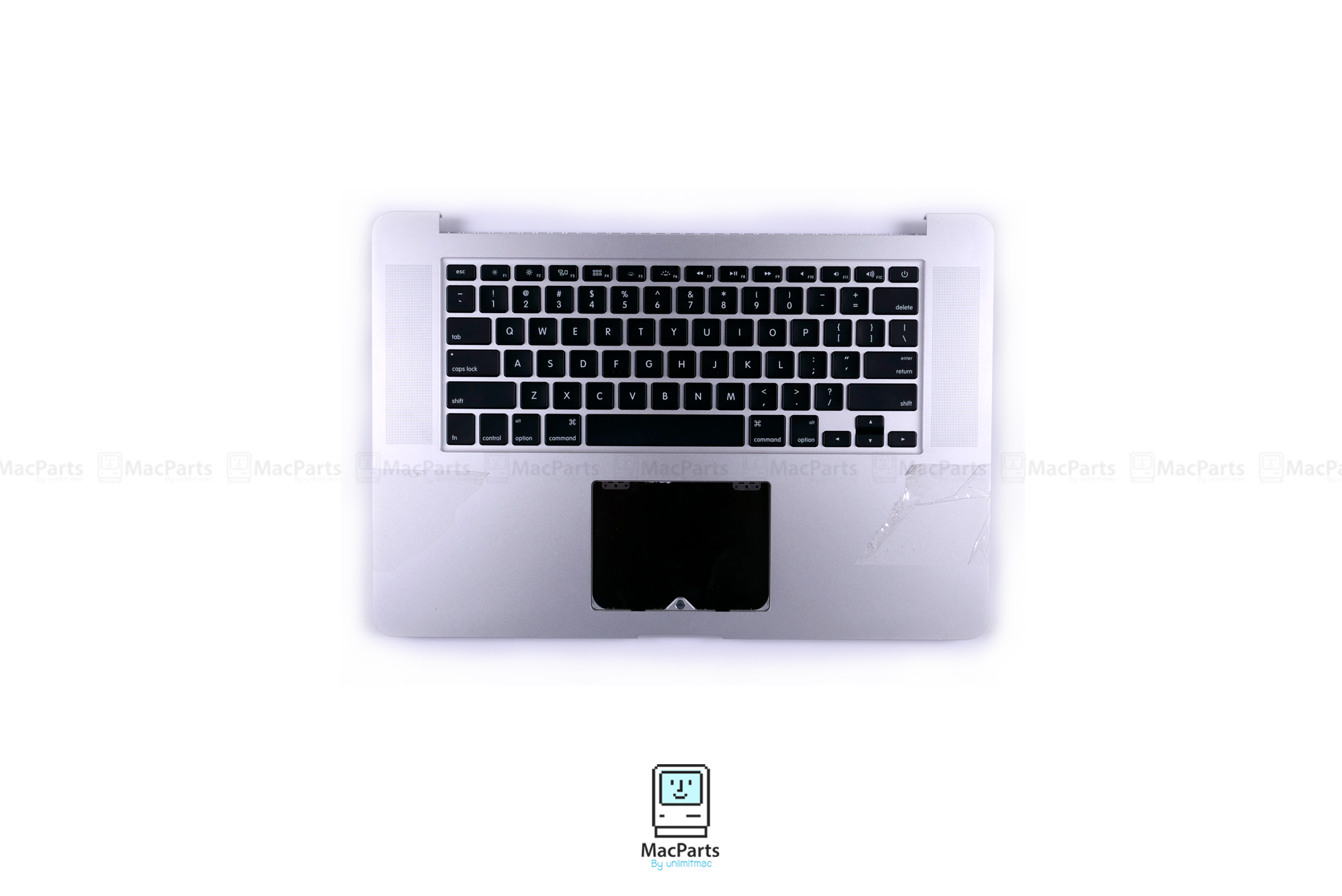 """661-6532 US Top Case With Battery ,Keyboard For Macbook Pro Retina 15"""" Mid 2012 Early 2013"""
