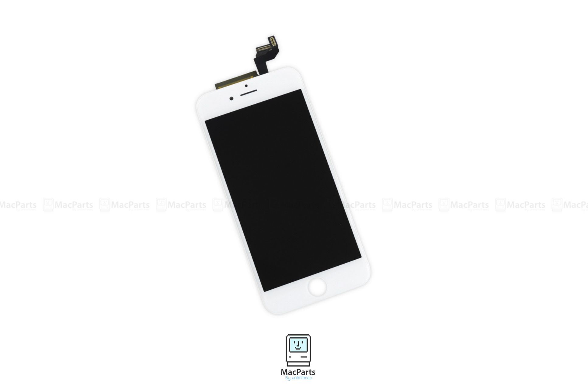 iPhone 6S Display Assembly (LCD, Front Panel/Digitizer Only) White