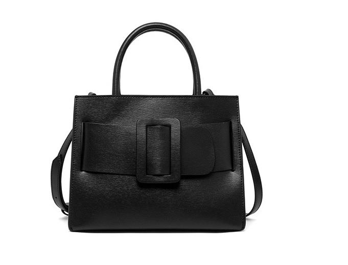 กระเป๋าหนัง boyy bags (bobby size 23 Black)