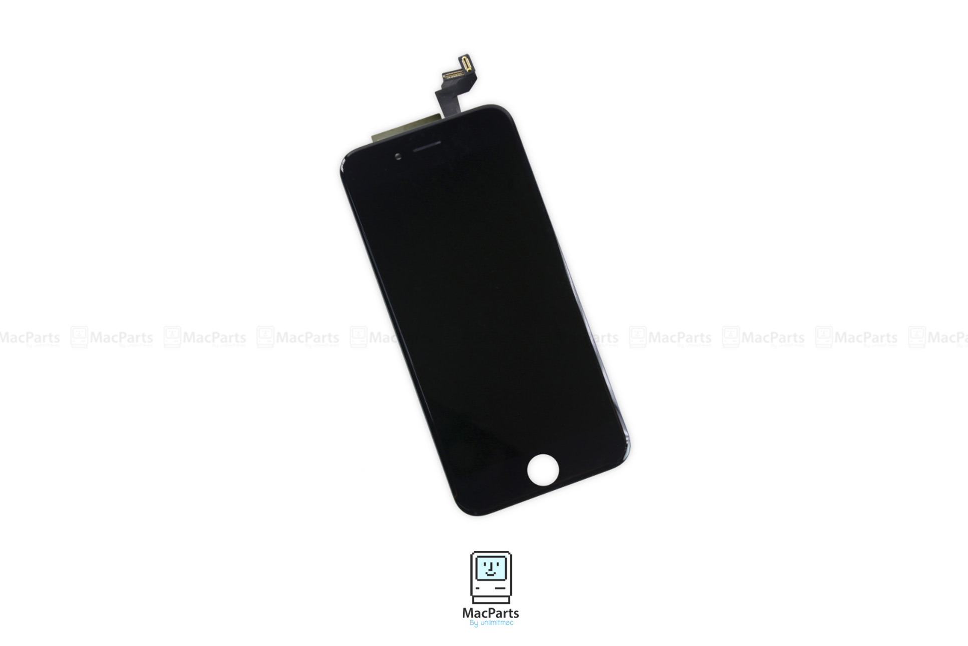 iPhone 6S Display Assembly (LCD, Front Panel/Digitizer Only) Black