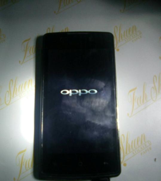 เครื่อง Oppo ค้างหน้าโลโก้