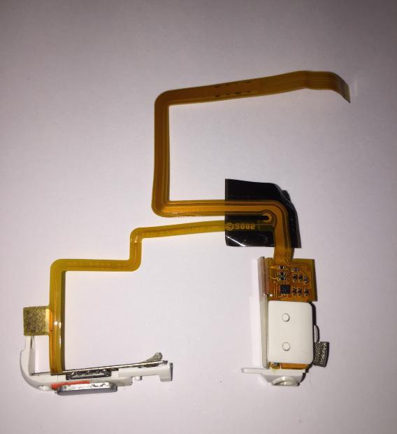 821-0690U iPod Video 30Gb GB Thick Headphone Jack&Hold Switch Used