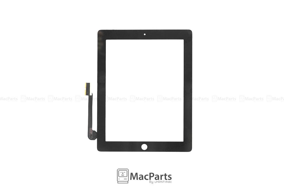Touch Screen Panel New iPad 3rd , iPad 4th Generation (Black) OEM