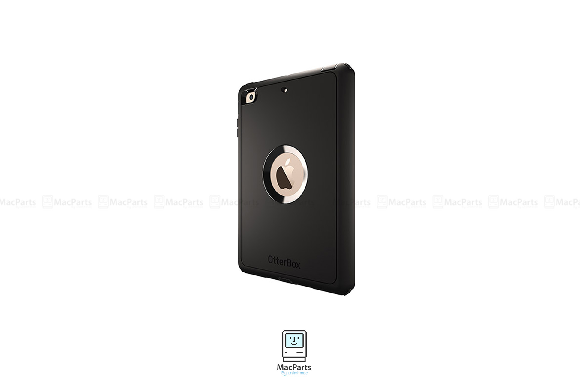 Otter Box iPad mini 3/2/1 Defender Series Case Black