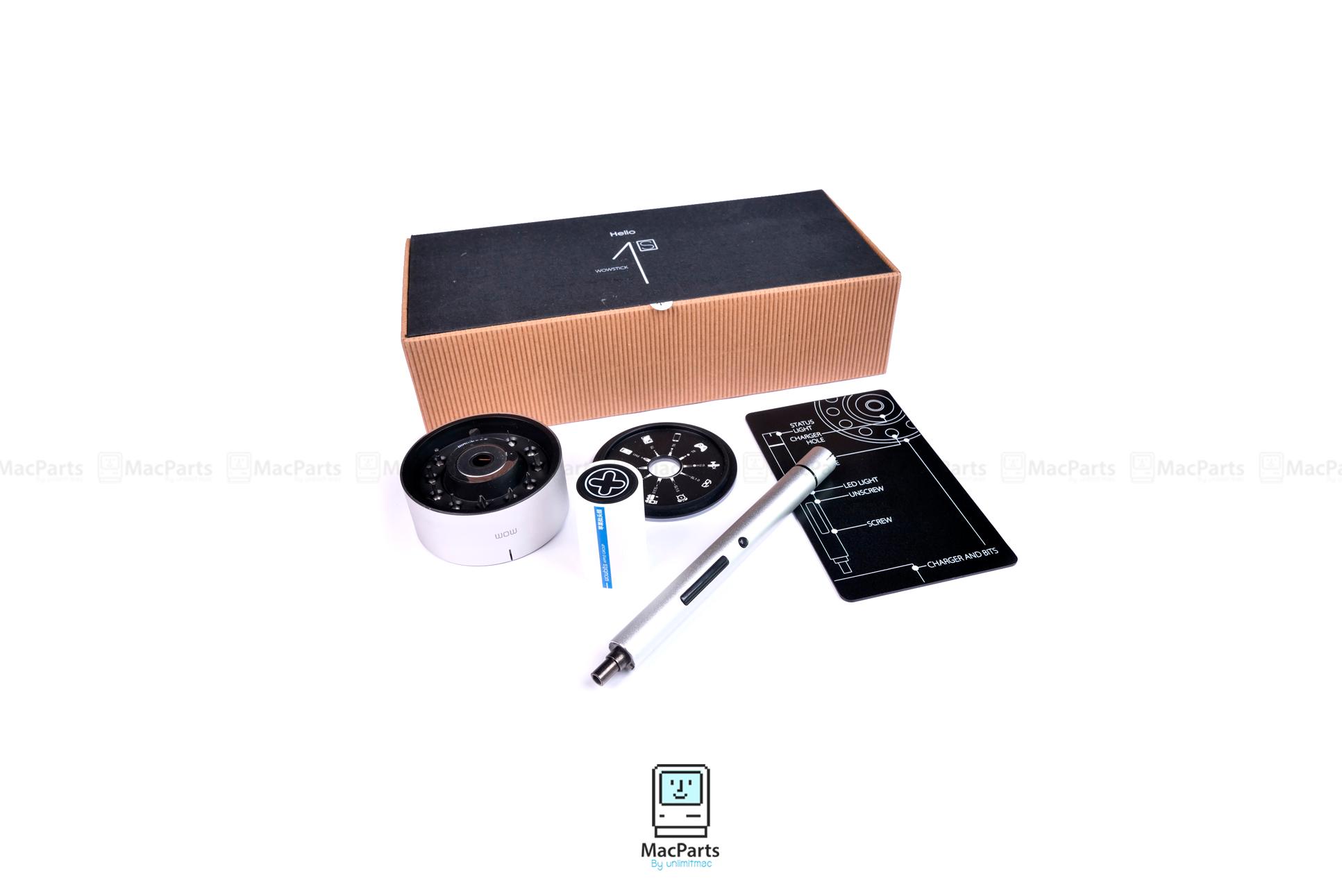 Wowtation Wowstick 1S Mini Cordless Electric Power Screwdriver With Automatic Manual Dual ไขควงไฟฟ้าไร้สายแบบพกพาขนาดเล็ก