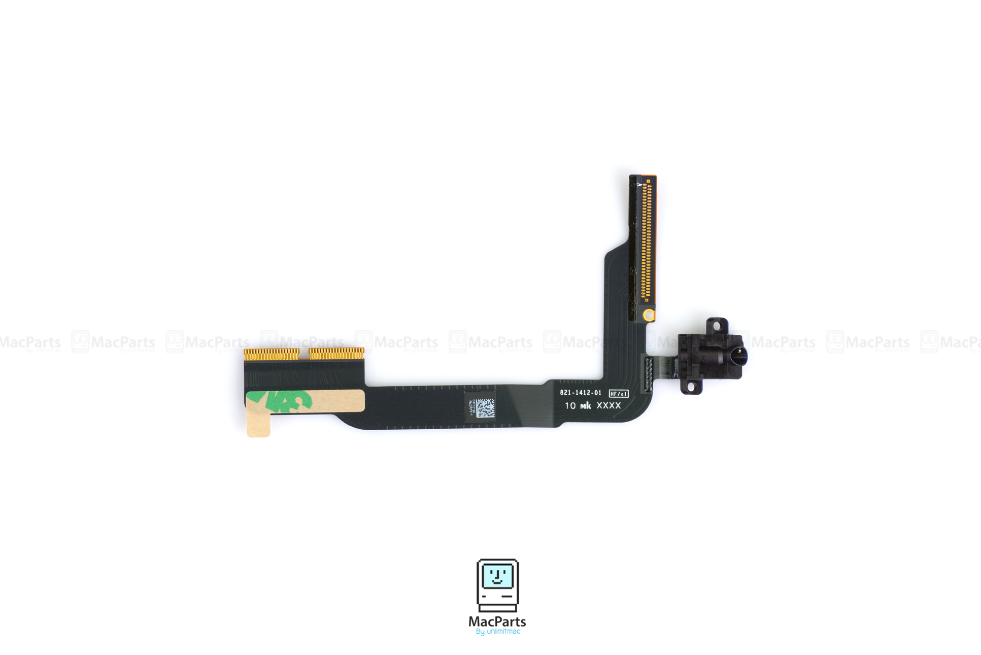 821-1412-01 iPad 3 headphone jack