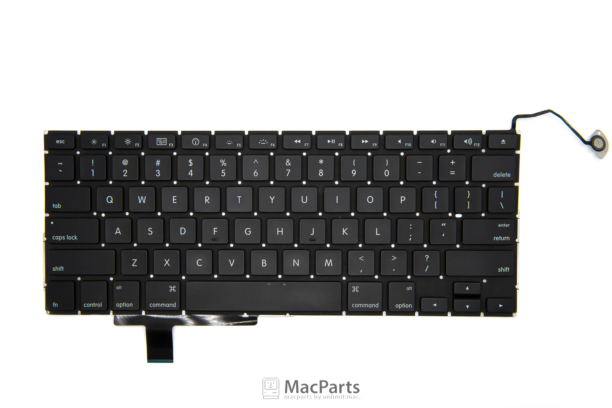 "US Keyboard MacBook Pro 17"" 2009,2010,2011 (A1297)"
