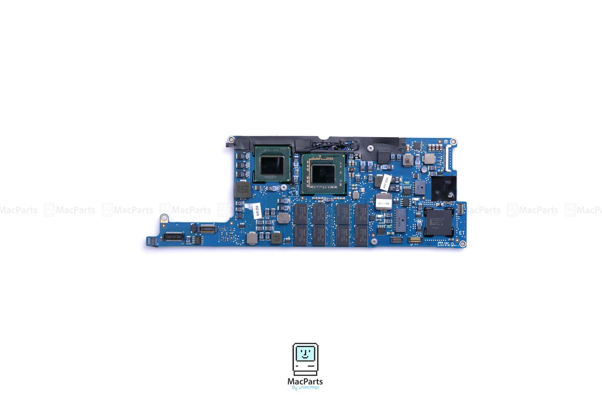 661-4644 MLB 1.8 GHz Macbook Air 13'' Early 2008